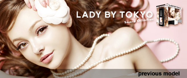 『LADY BY TOKYO Second Collection』キービジュアル