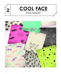 【COOL FACE】背景