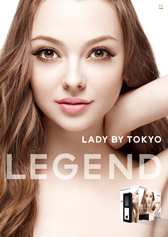 LADY BY TOKYO -LEGEND- ポスター(A1サイズ)サムネイル