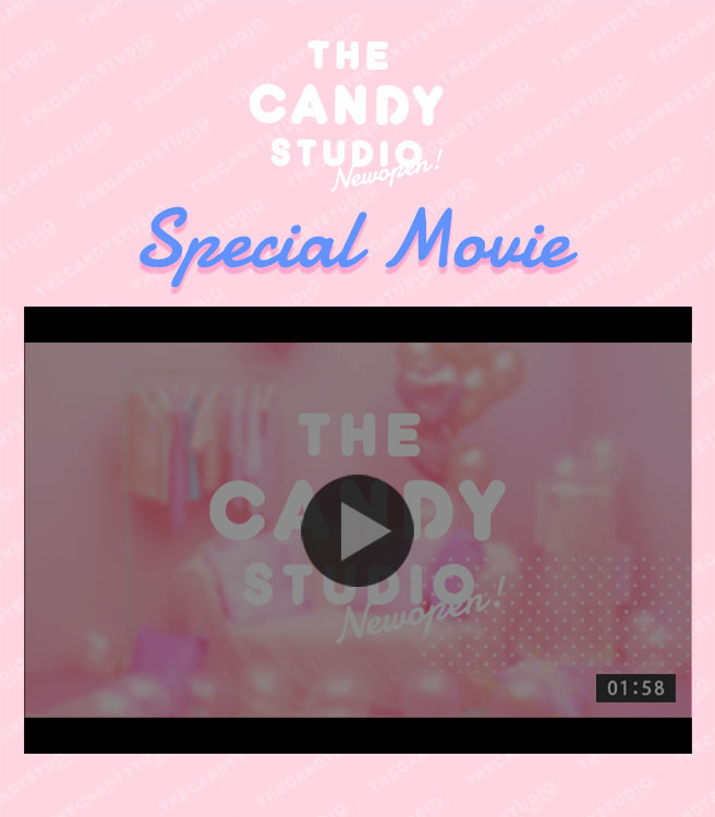 『The Candy Studio』モバイル