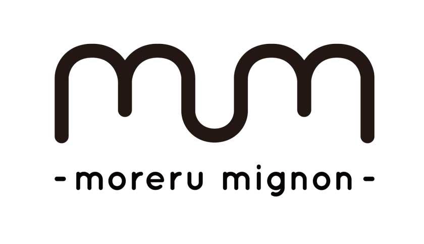 moreru mignonロゴ
