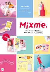 MiXme.サブポスター2(A1サイズ)サムネイル